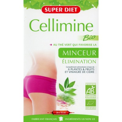 CELLIMINE BIO 20 Ampoules 15ml